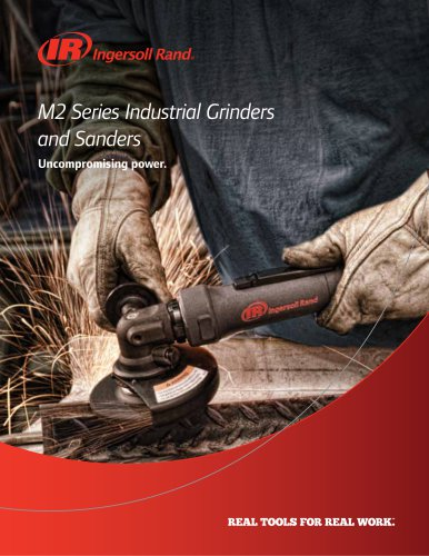 M2 series Grinders and Sanders brochure