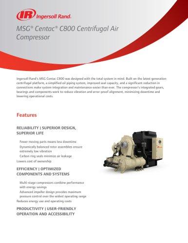 MSG® Centac® C800