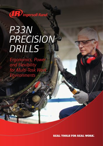 P33N drills catalogue