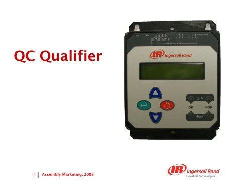 QC Qualifier