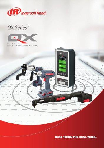 QX series catalogue