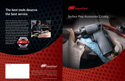 Surface Prep Catalog