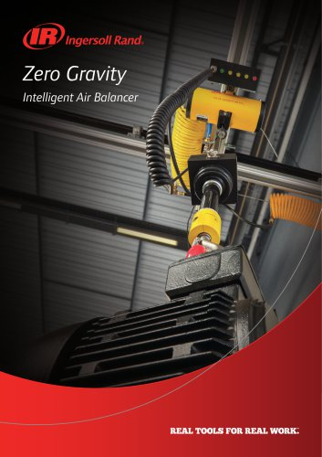 Zero Gravity Intelligent Air Balancer