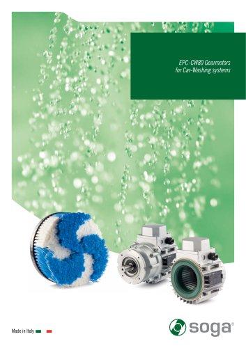 EPC-CW80 Gearmotors