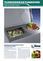 TURBOIDREX - Automatic vegetable washer with spin-dryer