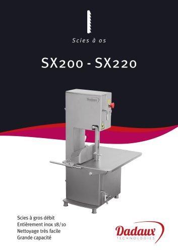 SX200 - SX220