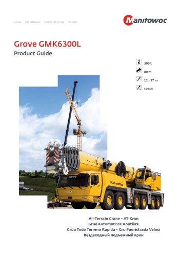 All Terrain  GMK6300L