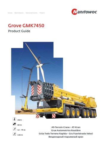 All Terrain GMK7450