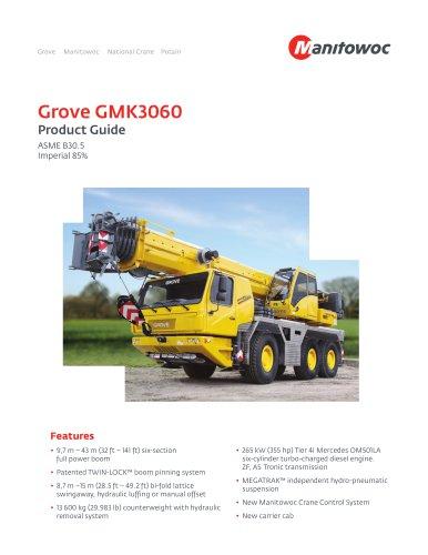 Grove GMK3060