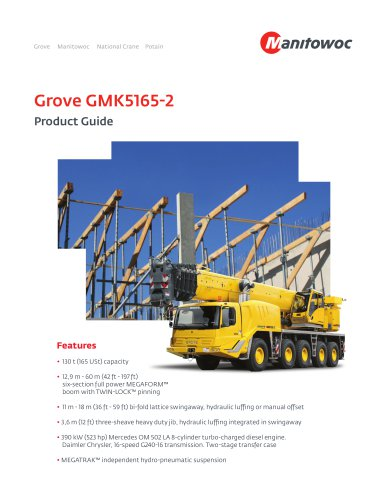 Grove GMK5165-2