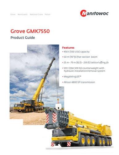 Grove GMK7550
