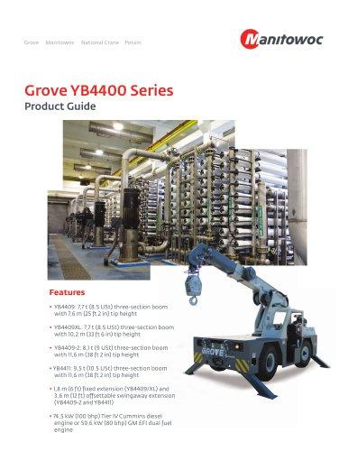Grove YB4400 Series