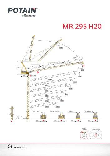 MR 295 H20