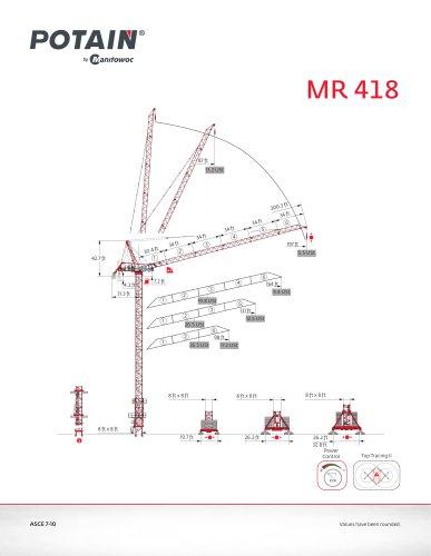 MR 418