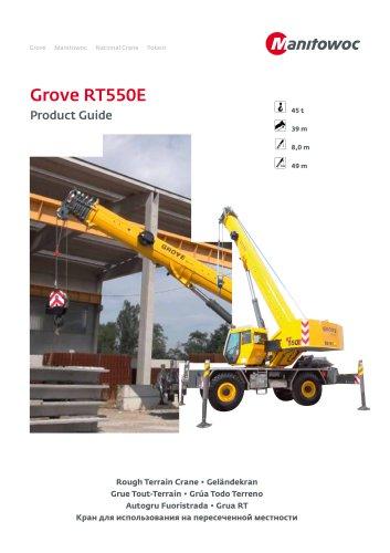 RT550E