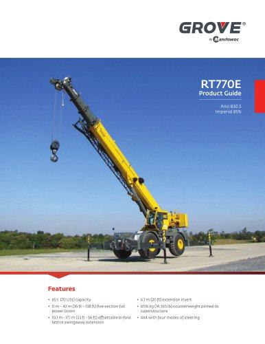 RT770E