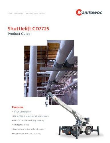 Shuttlelift CD7725