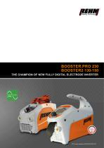 BOOSTER2 130-150 and BOOSTER.PRO 230 - THE CHAMPION OF NEW FULLY DIGITAL ELECTRODE INVERTER