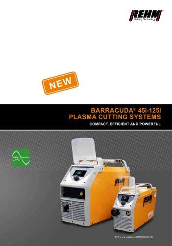 Plasma cutting machine BARRACUDA® RTC