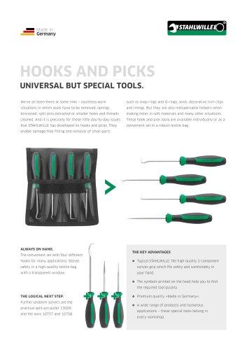 Hooks and Picks