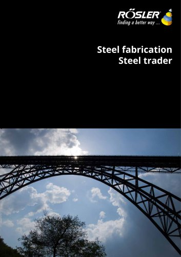 Steel fabrication - Steel trader