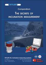 The secrets of inclination measurement