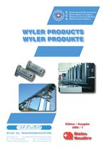 WYLER CATALOGUE 2009