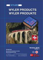 WYLER CATALOGUE 2018