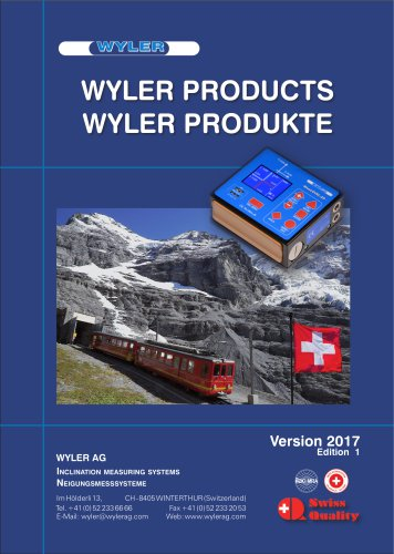WYLER PRODUCTS