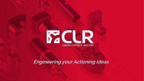 CLR Gear Motors in Electromechanical Projects