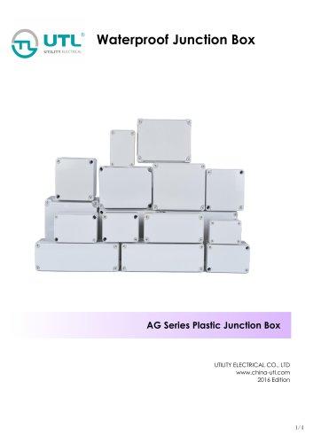 AG & BA Series Waterproof Junction Box