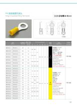 Cable end terminals/solderless sleeves - 11