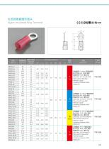 Cable end terminals/solderless sleeves - 13