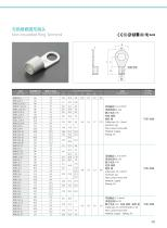 Cable end terminals/solderless sleeves - 15