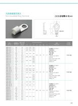 Cable end terminals/solderless sleeves - 17