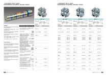 DIN rail-mounted terminal blocks - 6