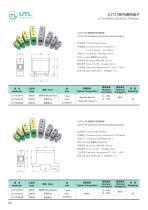 JUT10 Universal Terminal for Al/Cu Conductors