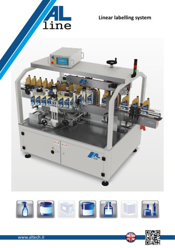 LINEAR LABELLING SYSTEM - ALLINE