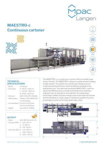 MAESTRO-c