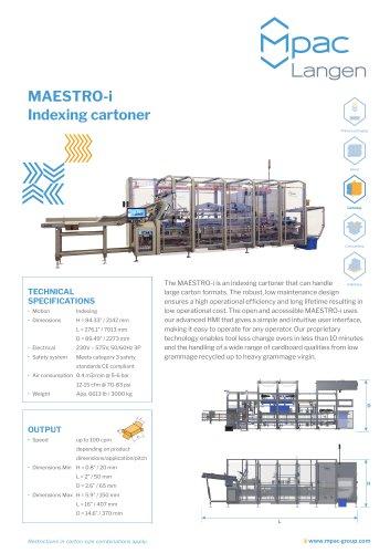 MAESTRO-i