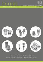 Hydraulic Components - Workholdings