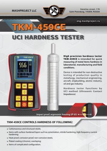 UCI Hardness tester TKM‑459CE