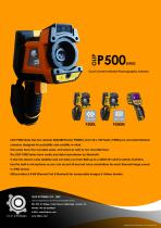 OLIP P500 Series Infrared Thermography Camera