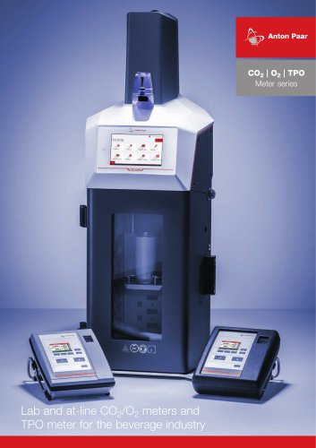 CO2 | O2 | TPO Meter series - Lab and at-line CO2/O2/TPO meter for the beverage industry_ XDLIP043EN-A