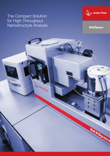 SAXSpace - The Compact Solution for High-Throughput Nanostructure Analysis_ D21IP001EN-I