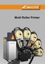 Multi Roller Printer