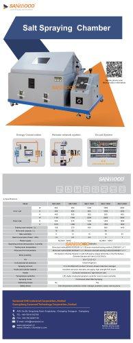 SALT SPRAY CORROSION TEST CHAMBER SM-Y-200D