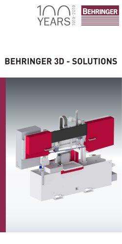 BEHRINGER 3D Serie