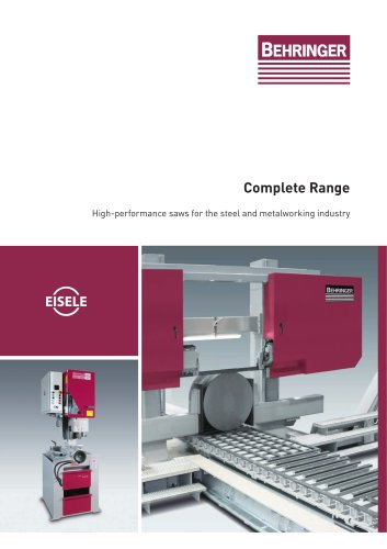 Behringer Complete Range_HBE