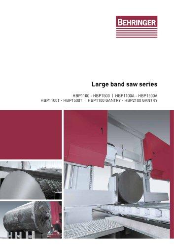 Large Bandsaws